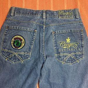COOGI Australia Jean Shorts W 34